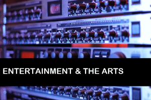 Websites for entertainment and performing arts