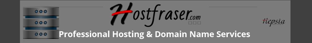 Host Fraser Web Hosting